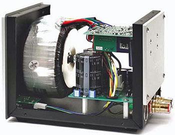 Inside the Channel Island Audio D-200 Amplifier