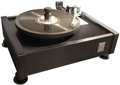 Merrill-Scillia MS21 Turntable