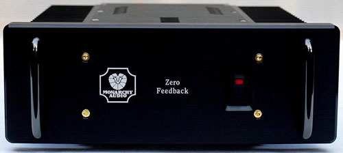 Monarchy SM-70 Pro Solid-State Monoblock Amplifiers