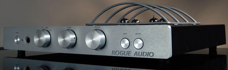 Rogue Audio Perseus Tube Preamplifier