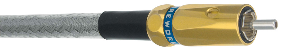 Wireworld Silver Eclipse Cable Interconnect Cable