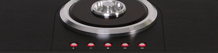 Ayon Audio CD-2 CD player Top close up
