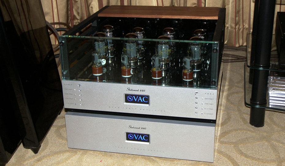 VAC Statement 440 Monoblock Power Amplifier