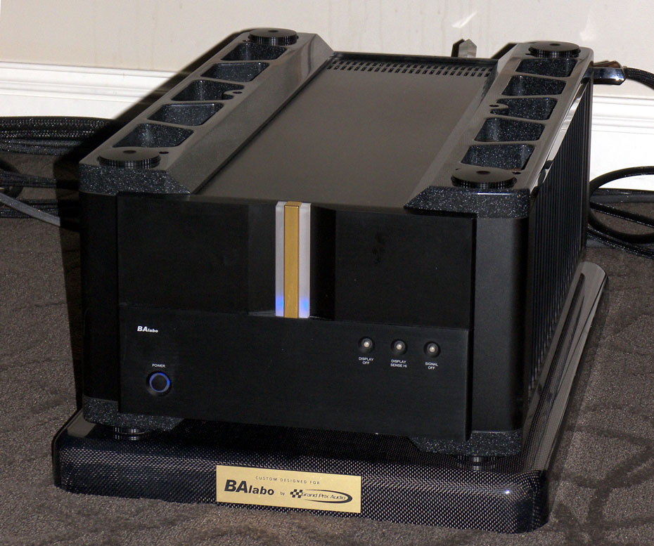 BAlabo BP-1 MkII Stereo Amplifier