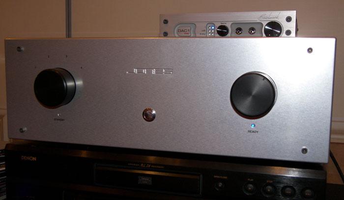 Jones Audio PA-M300 Amplifier