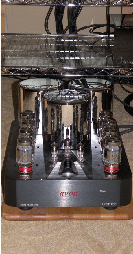 Ayon Audio Orthos Monoblock Amplifier