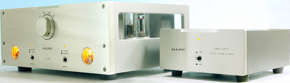 Allnic Audio H-3000 LCR Reference Phono Preamplifier