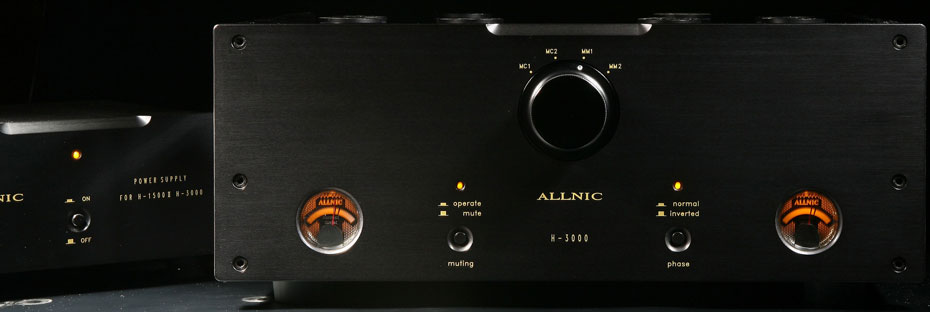 Allnic Audio H 3000 Lcr Reference Phono Preamplifier Review