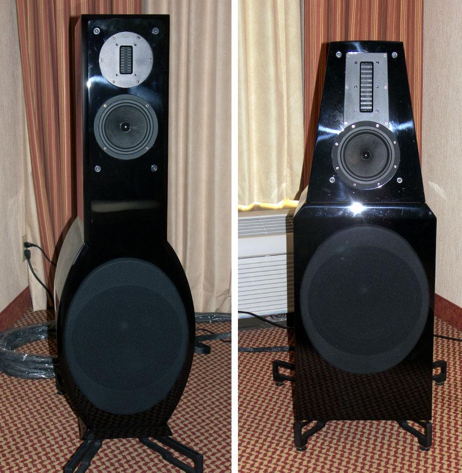 Efici'on F250 Speaker Efici'on F300 Speaker