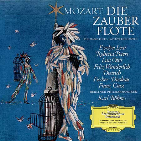 Karl Bohm - Mozart: Die Zauber Flote (The Magic Flute)