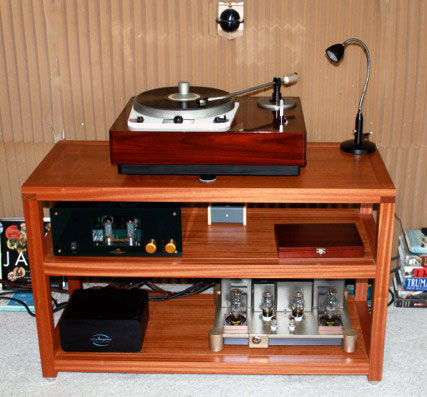 Box Furniture Company D3S Audio Rack Review