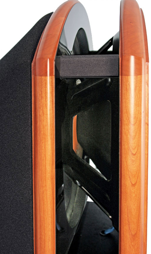 Legacy Audio Whisper DSW side view