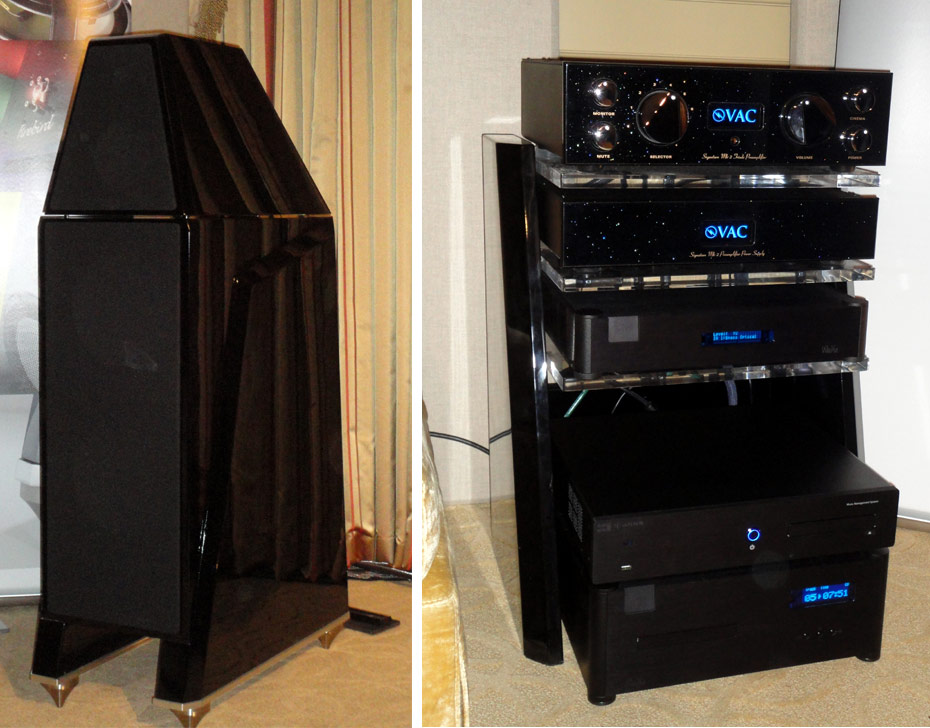 Rives Audio at CES 2011