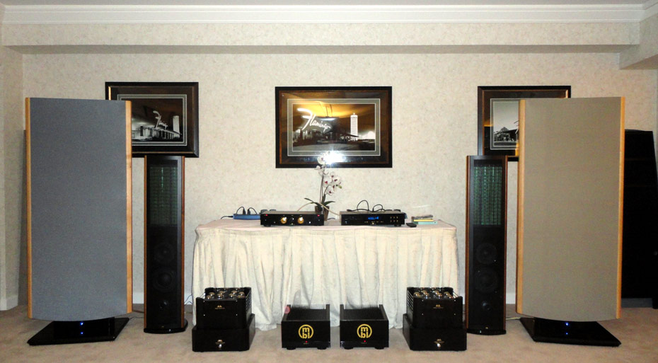 King Sound at CES 2011