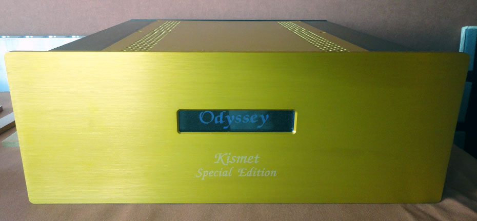 Odyssey Audio Kismet Special Edition Amplifier