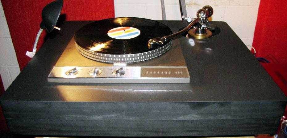 Ikeda Sound Labs IT-407CR1 Long Tonearm