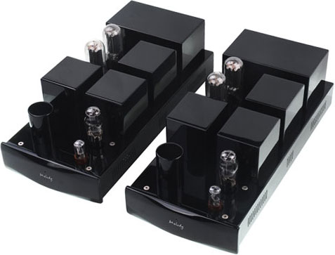 Melody Valve PM845 Monoblock Amplifiers