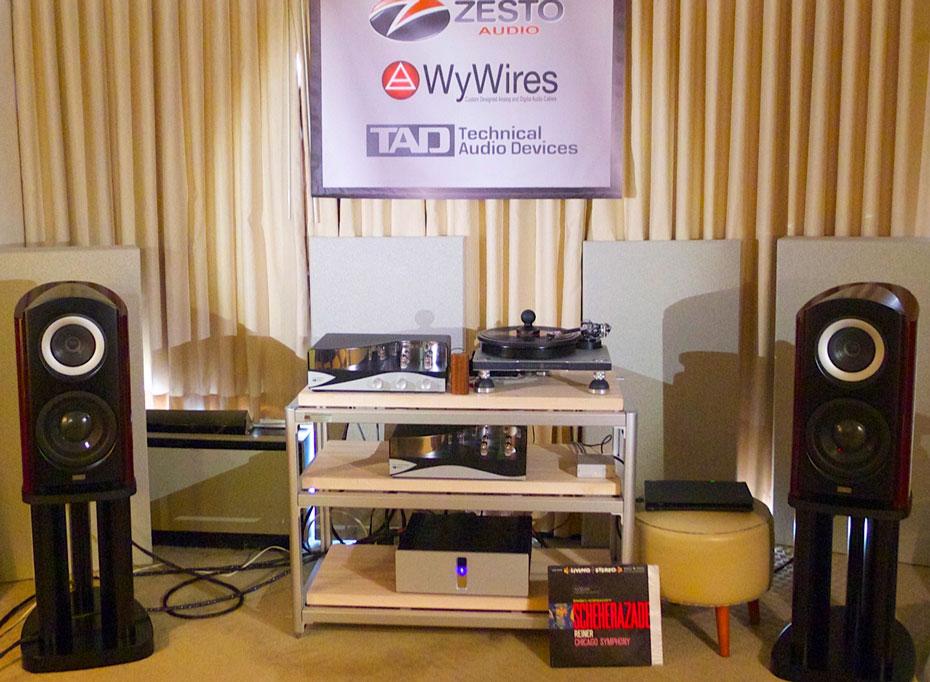 Zesto Audio Room