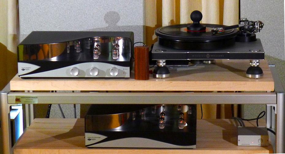 Merrill-Williams Audio REAL 101 turntable
