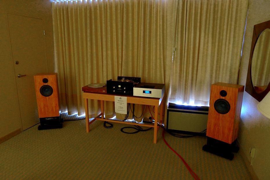Audio Note UK Room