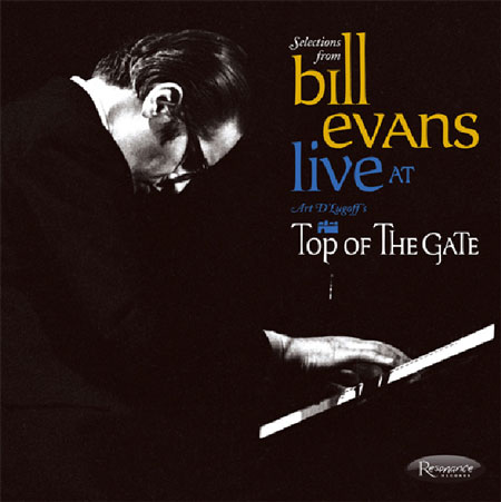 Bill Evans / Live At Art D' Lugoff's Top of the Gate