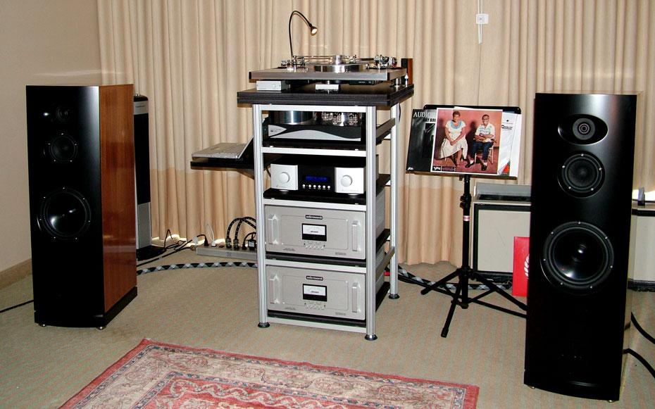 JIB/Voce Audio/One World Audio Room