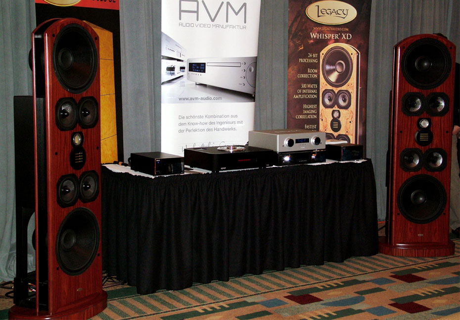 Legacy Audio/Ayon Room