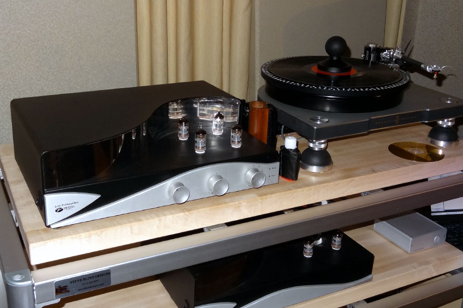 Zesto Audio/Merrill-Williams/WyWires/TAD Labs