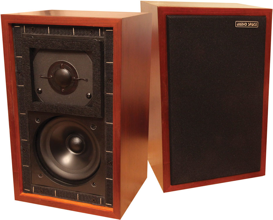 Audio Space LS 3 5a Stand Mount Speakers