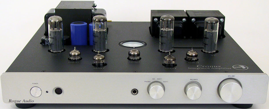 Rogue Audio Cronus integrated amplifier