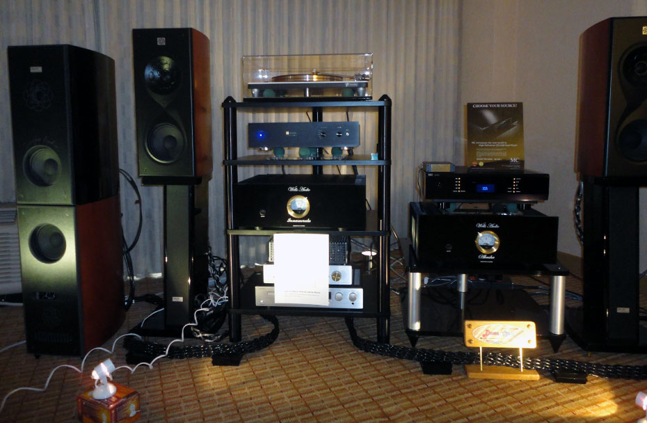 Gingko Audio room