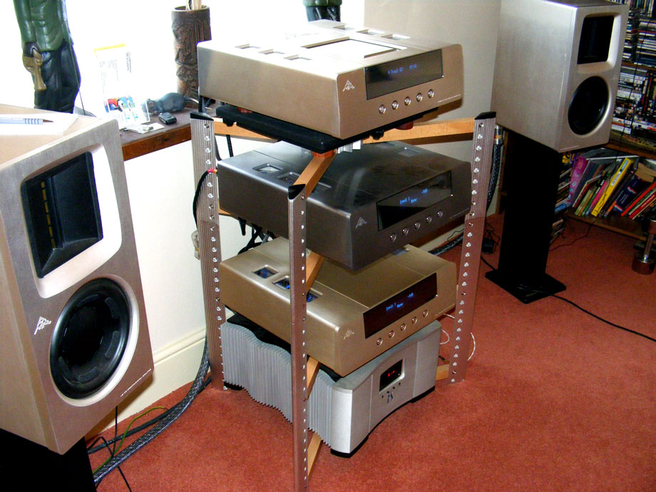 Abbingdon Music Research AMR LS77 Speaker System