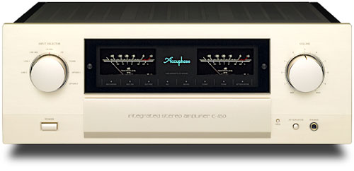 Accuphase E-450 Integrated Amplifier