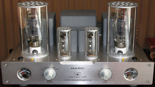 Allnic T1500 300b Integrated Amplifier Review Dagogo