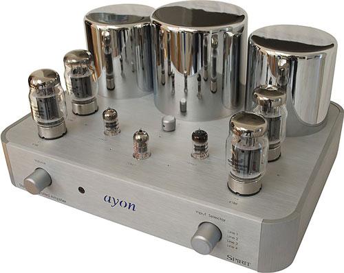 Spirit tube integrated amplifier $3,999