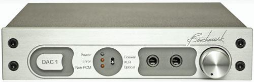 Benchmark Media DAC1