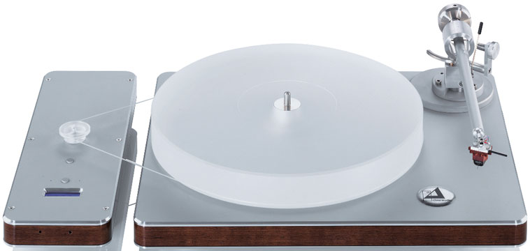 Clearaudio Ambient Turntable with Satisfy Tonearm