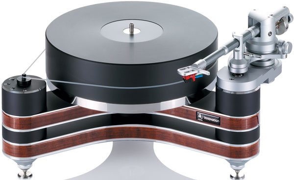 clearaudio innovation wood turntable review. Black Bedroom Furniture Sets. Home Design Ideas