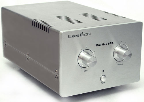 Eastern Electric MiniMax BBA preamplifier