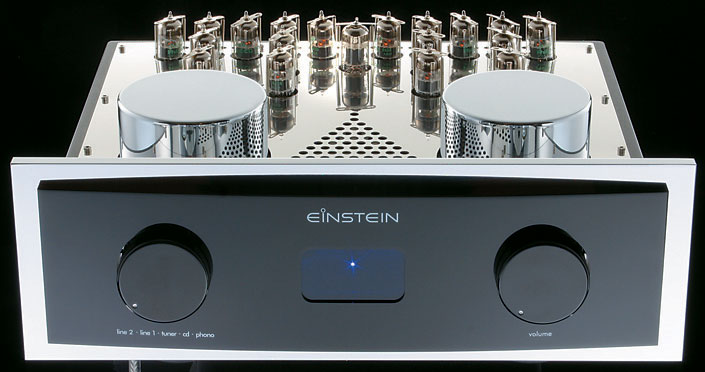 Einstein Tube Preamplifier