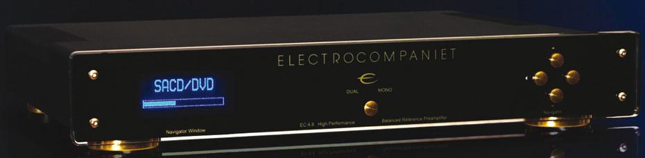 Electrocompaniet EC4.8 Preamplifier