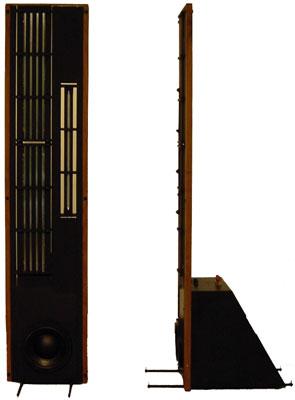 Eminent Technology's $1,899 LFT-8b loudspeaker system