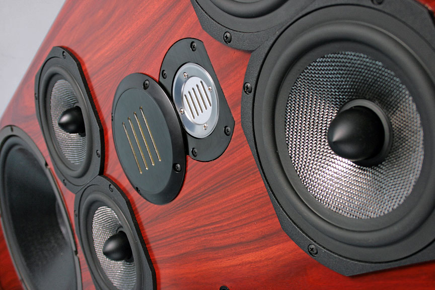 Legacy DSW floostanding speaker