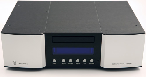 Lindemann 820S SACD player