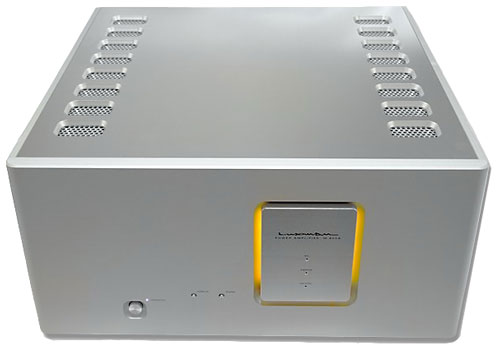 Luxman M-800A 80th Anniversary stereo power amplifier