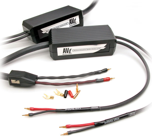 MIT AVt MA Speaker Cables, AVt MA Interconnects, Z-Stabilizer Review