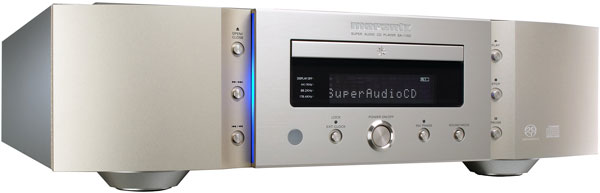 Marantz SA11S2 SACD Player