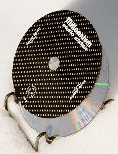 Millennium CD Mat