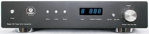 Monarchy Audio M24 DAC - Preamplifier