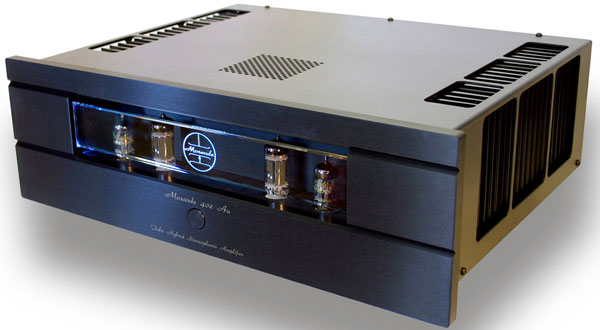 Moscode 402Au Amplifier
